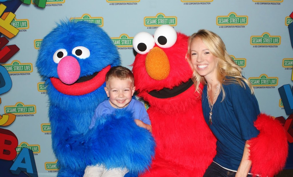 Can you tell me how to get to sesame street courtney westlake apparently brennas love for cookie monster and elmo popped into their heads so we became excited show goers along with receiving meet and greet passes m4hsunfo