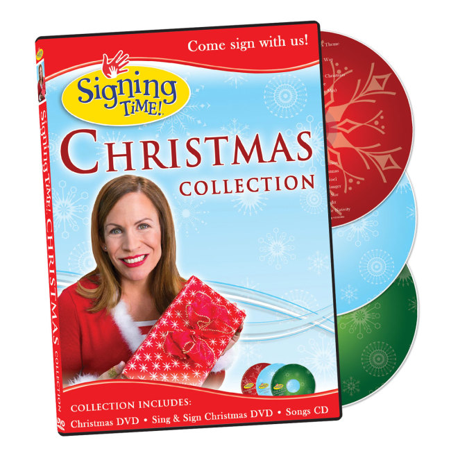 Celebrating Christmas with Signing Time
