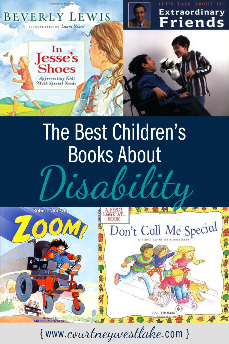 The Best Children's Books About Disability