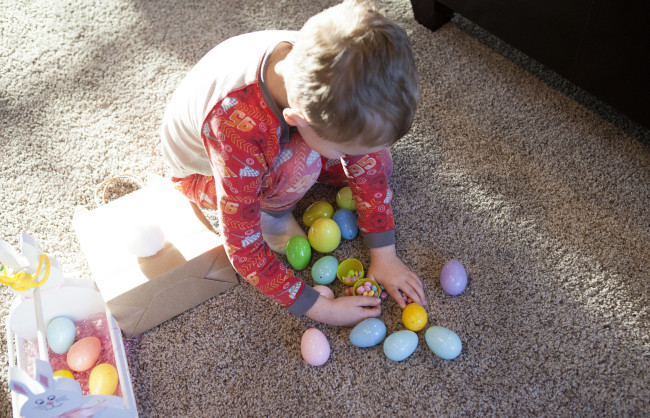 Celebrating easter 2015 courtney westlake for What is the easter bunny s phone number