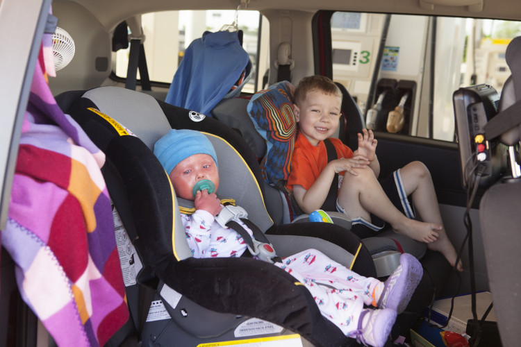 Tips for traveling on the road with children with special needs
