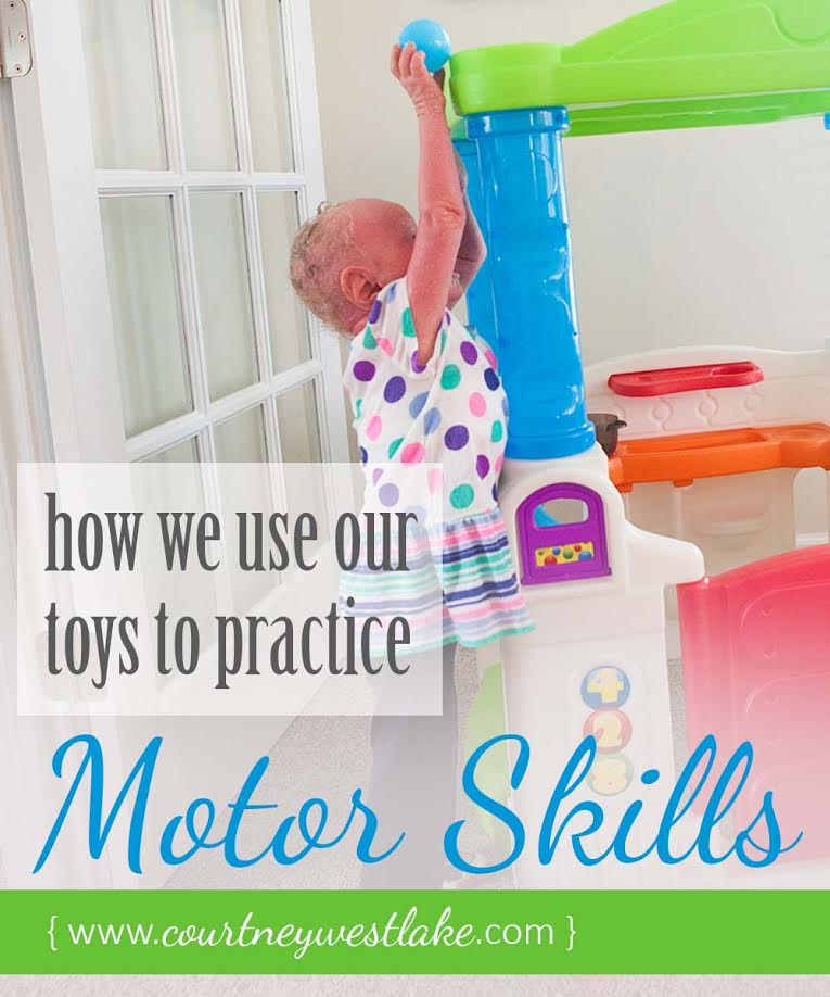 The way we use everyday toys to build motor skills for Toys to improve motor skills