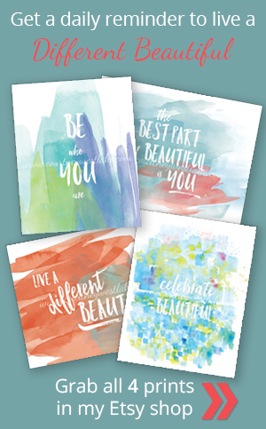 A Different Beautiful Printable Art Prints