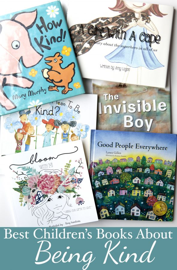 The Best Children's Books to Foster Kindness