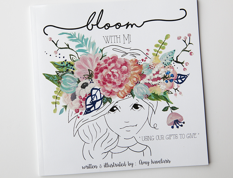 Bloom with Mi