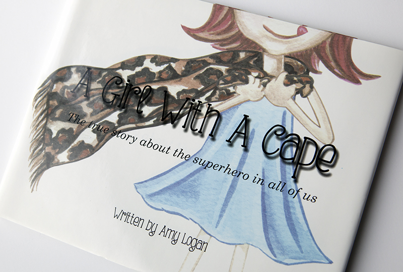 A Girl with a Cape by Amy Logan