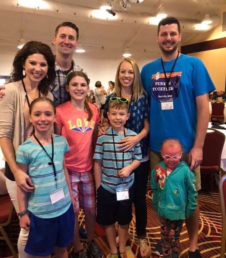 Tuned In Together: Why Our Foundation's Family Conference Is So Important to Us