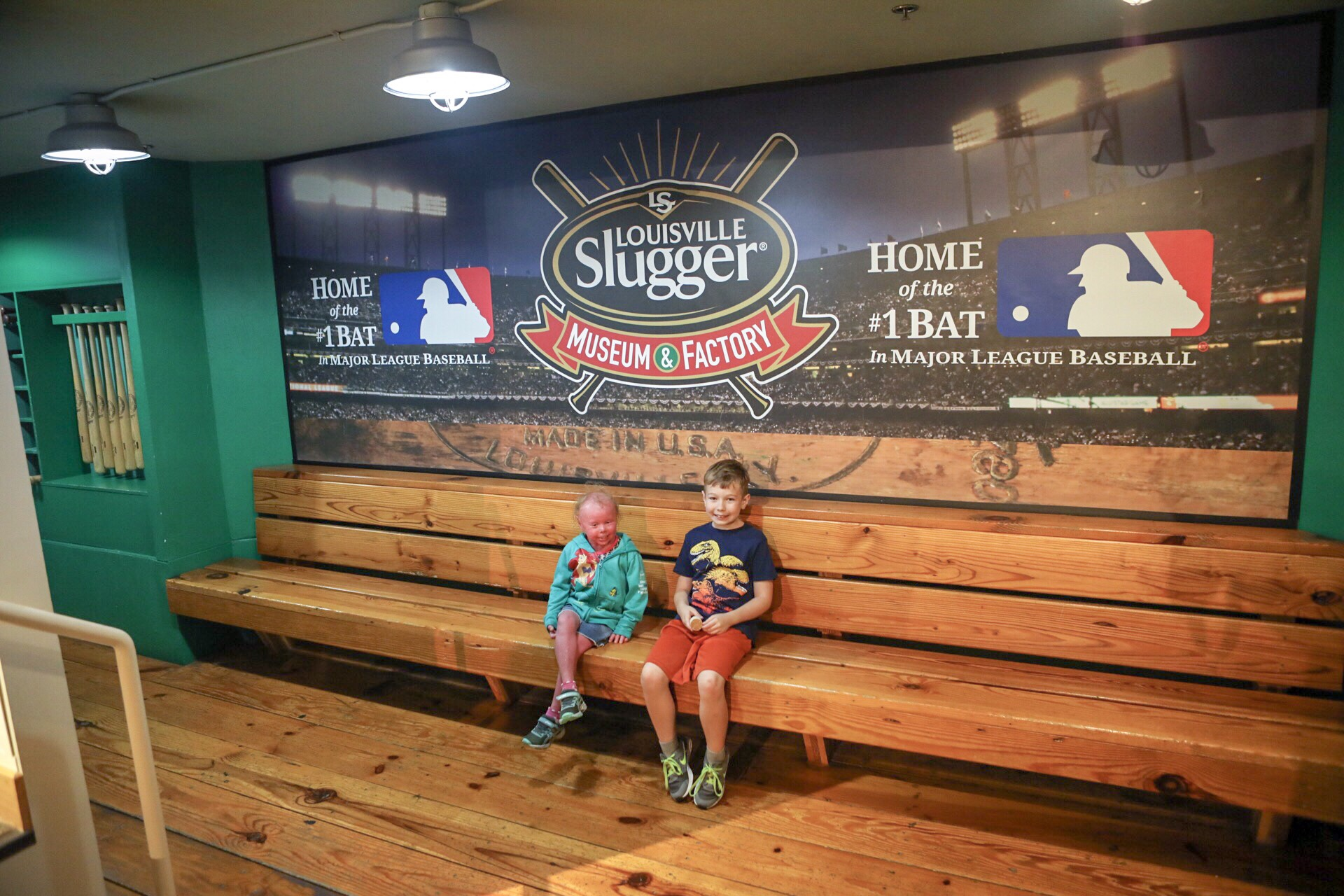 The Louisville Slugger Museum and Factory, Best things to do with kids