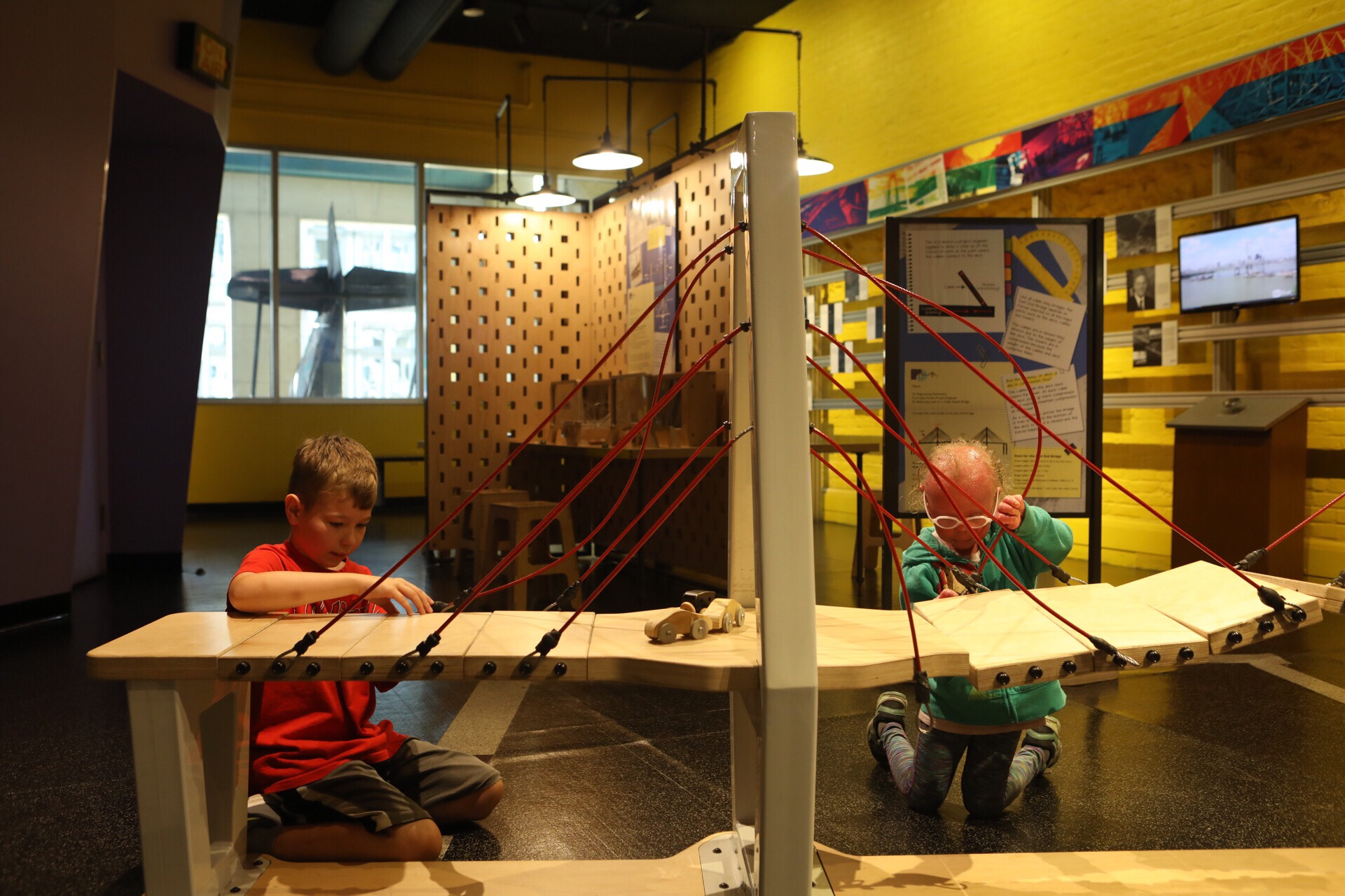 Kentucky Science Center, Louisville, Kids