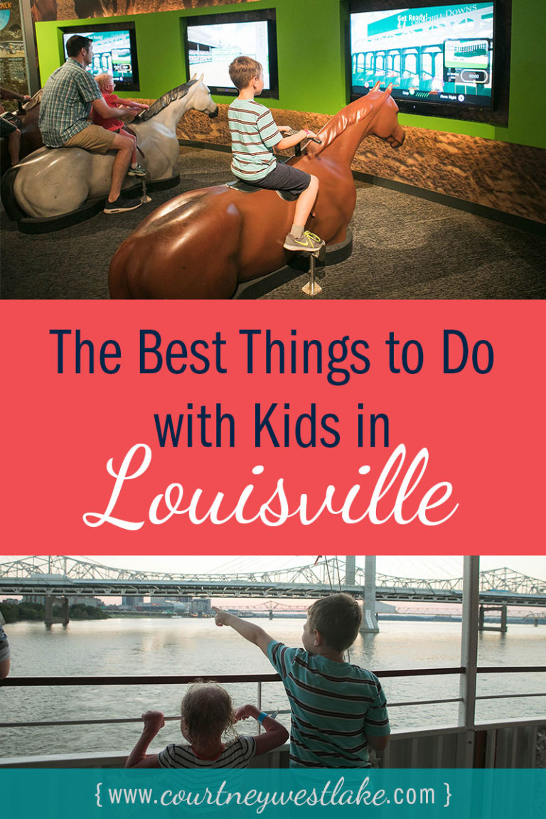 A Long Weekend in Louisville: the best things to do with kids!